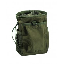 Empty Shell Pouch Molle Oliv