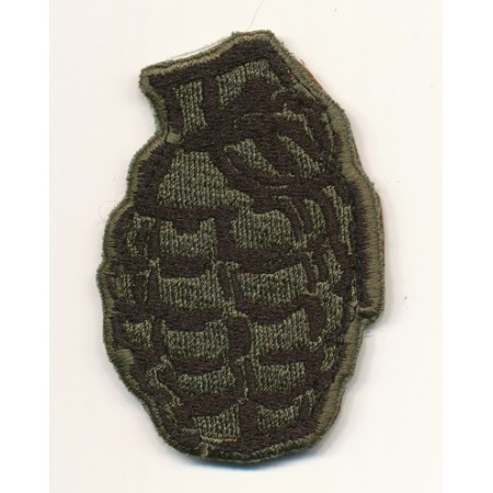Grenade Patch groß