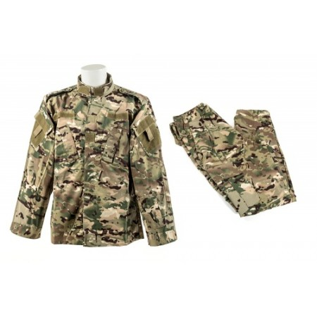 BDU Set Multicam