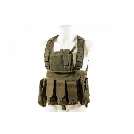 Chest Rig Oliv