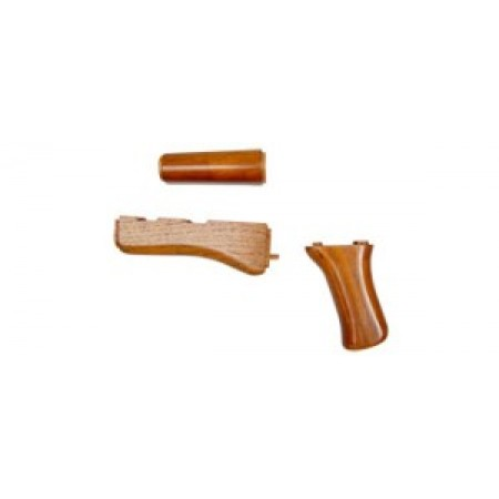 Wooden conversion kit for AK47S & Arsenal