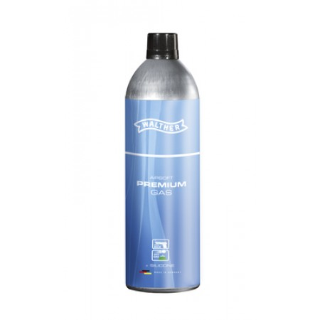 Walther Airsoft Gas 750ml.