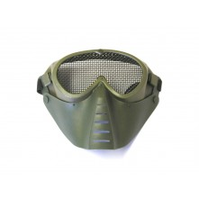 Full face mask OD Black
