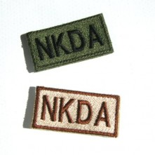 NKDA Patch Coyote